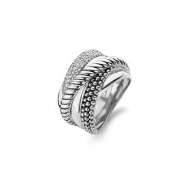Дамски пръстен Ti Sento Milano - 12003ZI/56