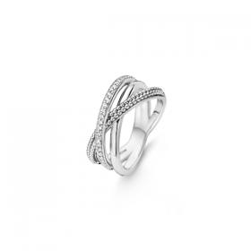 Дамски пръстен Ti Sento Milano - 12022ZI/56