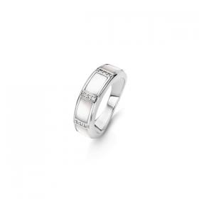 Дамски пръстен Ti Sento Milano - 12023MW/56