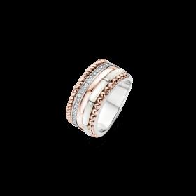 Дамски пръстен Ti Sento Milano - 12038MR/52