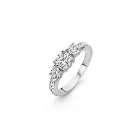 Дамски пръстен Ti Sento Milano - 12044ZI/52