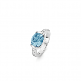 Дамски пръстен Ti Sento Milano - 12057WB/58