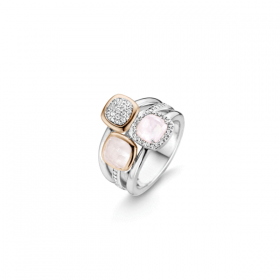 Дамски пръстен Ti Sento Milano - 12061LP/58