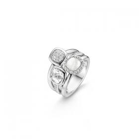 Дамски пръстен Ti Sento Milano - 12061MW/54