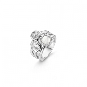 Дамски пръстен Ti Sento Milano - 12061MW/56
