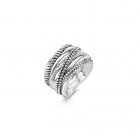 Дамски пръстен Ti Sento Milano - 12066ZI/56