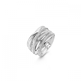 Дамски пръстен Ti Sento Milano - 12067ZI/50