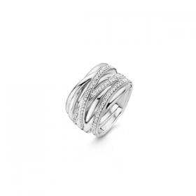 Дамски пръстен Ti Sento Milano - 12067ZI/52