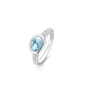 Дамски пръстен Ti Sento Milano - 12077WB/56