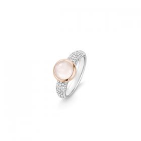 Дамски пръстен Ti Sento Milano - 12079LP/52