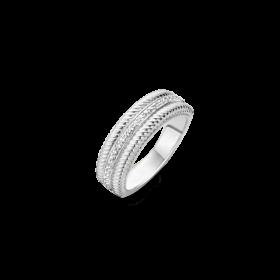 Дамски пръстен Ti Sento Milano - 12081ZI/56