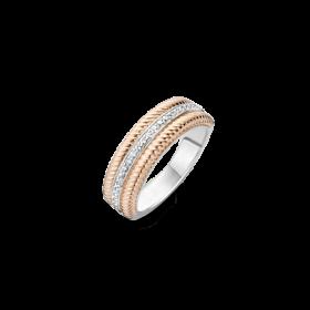 Дамски пръстен Ti Sento Milano - 12081ZR/54