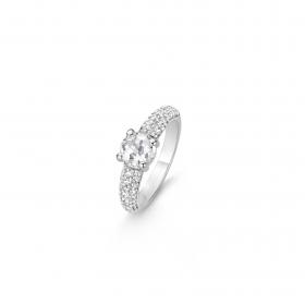 Дамски пръстен Ti Sento Milano - 12087ZI/52