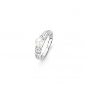 Дамски пръстен Ti Sento Milano - 12091PW/56