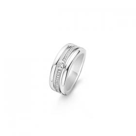 Дамски пръстен Ti Sento Milano - 12094ZI/52