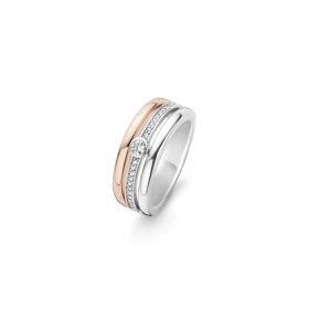 Дамски пръстен Ti Sento Milano - 12094ZR/56
