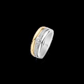 Дамски пръстен Ti Sento Milano - 12094ZY/54