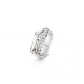Дамски пръстен Ti Sento Milano - 12095MW/52