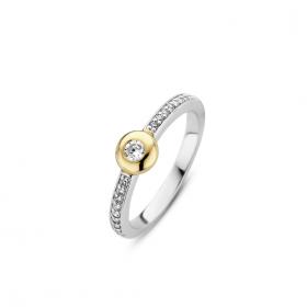 Дамски пръстен Ti Sento Milano - 12097ZY/54