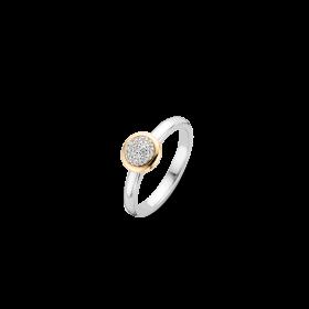 Дамски пръстен Ti Sento Milano - 12102ZY/56