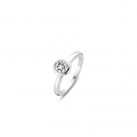 Дамски пръстен Ti Sento Milano - 12103ZI/56