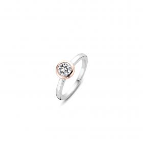 Дамски пръстен Ti Sento Milano - 12103ZR/54