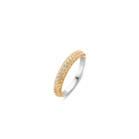 Дамски пръстен Ti Sento Milano - 12105ZY/56