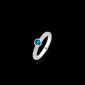 Дамски пръстен Ti Sento Milano - 12108DB/54