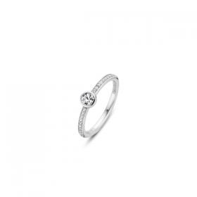 Дамски пръстен Ti Sento Milano - 12108ZI/54