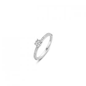 Дамски пръстен Ti Sento Milano - 12109ZI/56