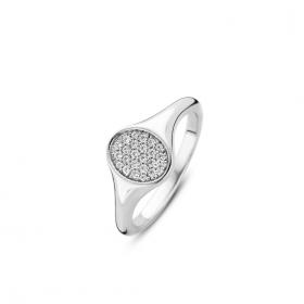 Дамски пръстен Ti Sento Milano - 12115ZI/56