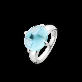 Дамски пръстен Ti Sento Milano - 12117WB/54