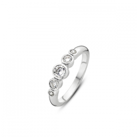 Дамски пръстен Ti Sento Milano - 12121ZI/52