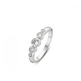 Дамски пръстен Ti Sento Milano - 12121ZI/54