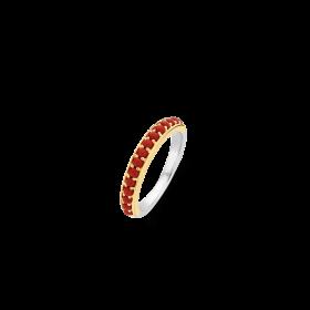 Дамски пръстен Ti Sento Milano - 12123CR/56