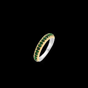 Дамски пръстен Ti Sento Milano - 12123MA/54