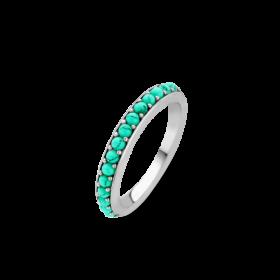 Дамски пръстен Ti Sento Milano - 12123TQ/56