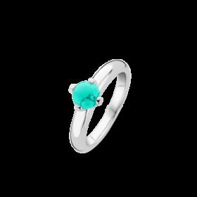 Дамски пръстен Ti Sento Milano - 12126TQ/56