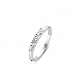 Дамски пръстен Ti Sento Milano - 12134ZI/56