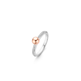 Дамски пръстен Ti Sento Milano - 12136ZR/56