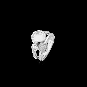Дамски пръстен Ti Sento Milano - 12138ZI/56