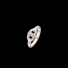 Дамски пръстен Ti Sento Milano - 12141ZR/56