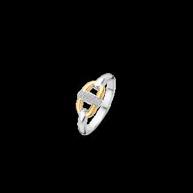 Дамски пръстен Ti Sento Milano - 12141ZY/56