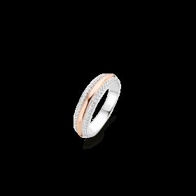 Дамски пръстен Ti Sento Milano - 12144ZR/56