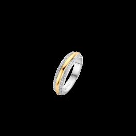 Дамски пръстен Ti Sento Milano - 12144ZY/56