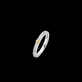 Дамски пръстен Ti Sento Milano - 12147ZY/56