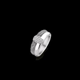 Дамски пръстен Ti Sento Milano - 12153ZI/56