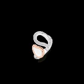 Дамски пръстен Ti Sento Milano - 12156MR/56
