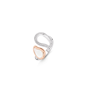 Дамски пръстен Ti Sento Milano - 12156MR/58