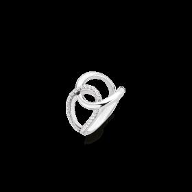Дамски пръстен Ti Sento Milano - 12158ZI/54